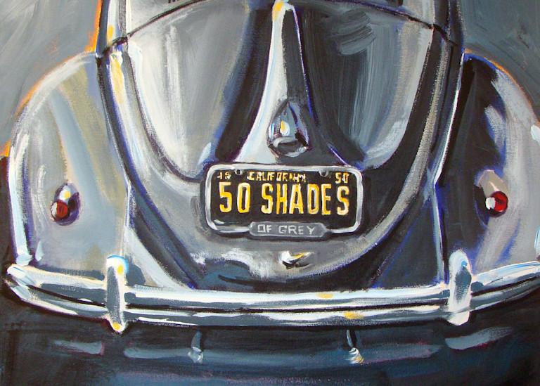 50 Shades Of Grey Art | Telfer Design, Inc.