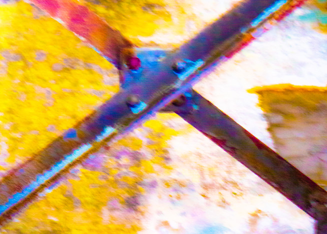 Jasa Fine Art Gallery   5699 COLOR MY X 4 By Jasa