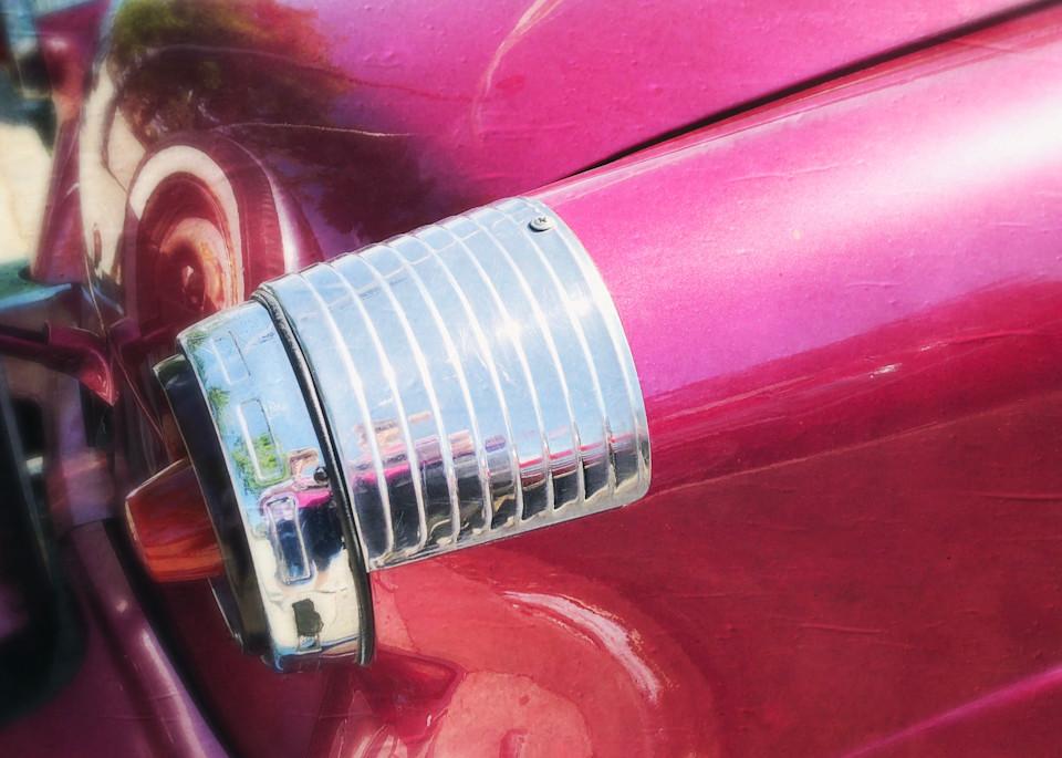 Vintage Auto Detail Art | photographicsart