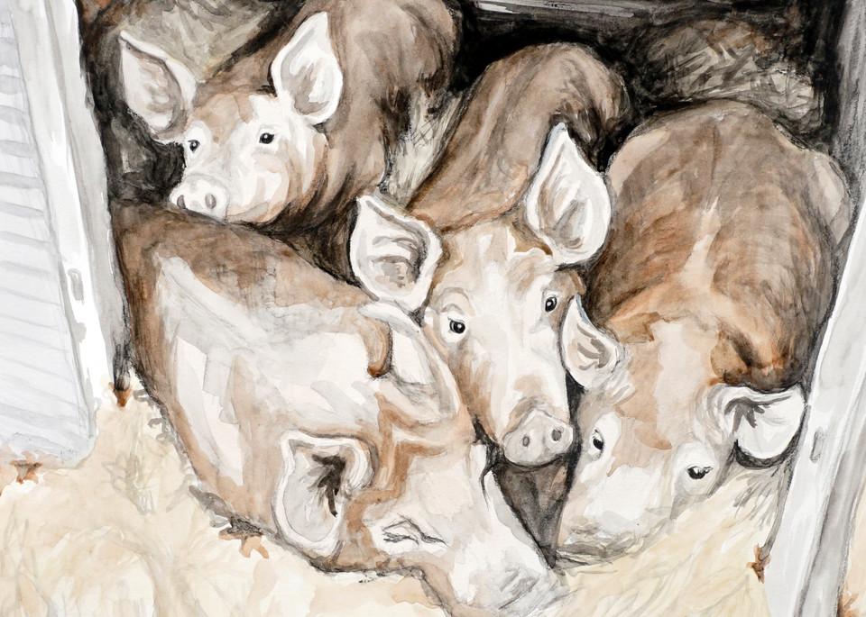 Wilburs Buds Art | Kelsey Showalter Studios