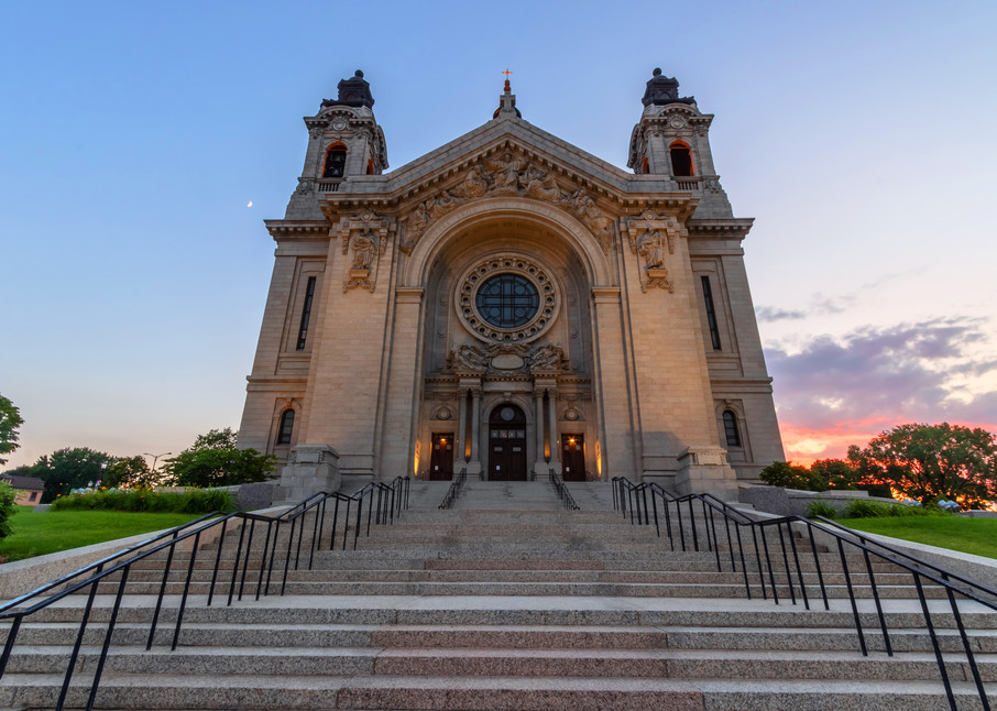Heavenly Cathedral of Saint Paul - Pictures of Minnesota   William Drew Photography