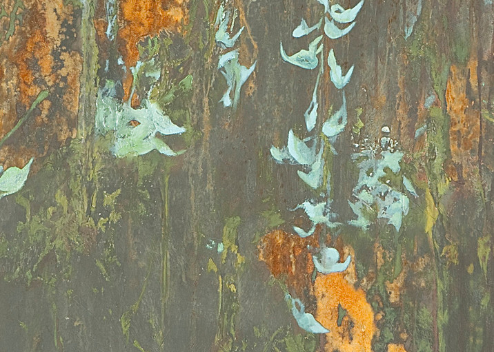 Hope, art, abstract, nature, painting
