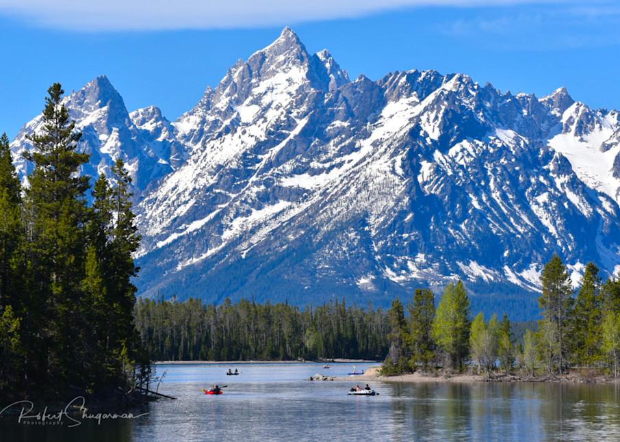 Coulter Bay, Wyoming | Shop Prints | Robert Shugarman Photography