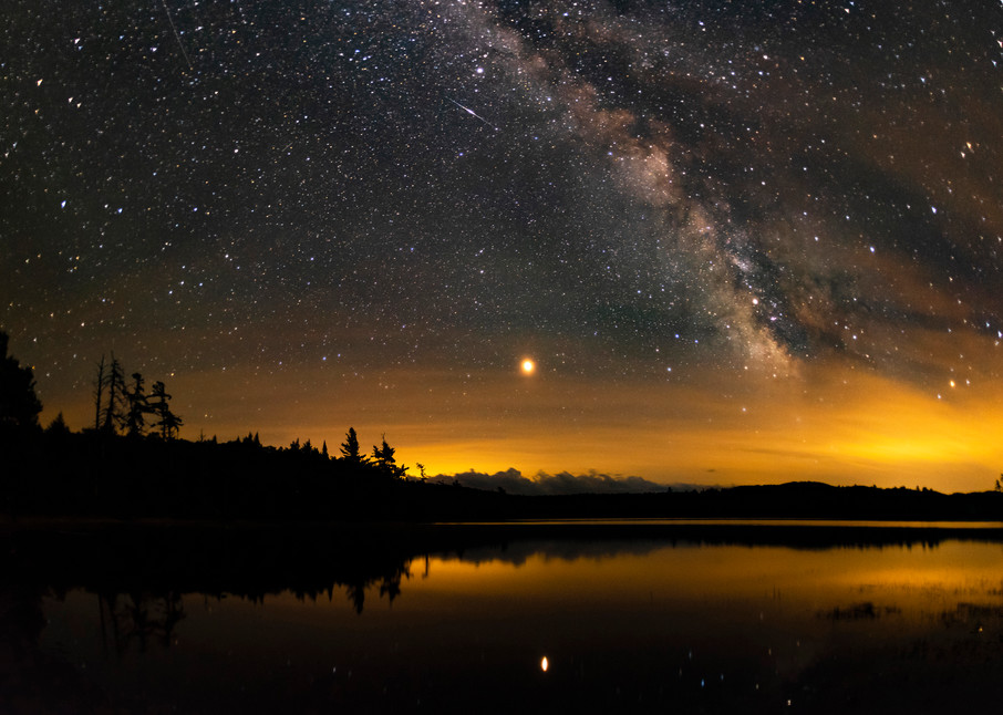 Moss Lake 2018 Persiads Photography Art | Kurt Gardner Photogarphy