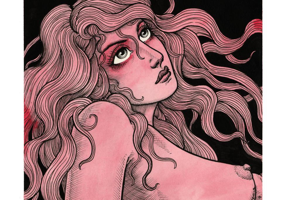 Pretty In Pink Art | Kings Avenue Tattoo