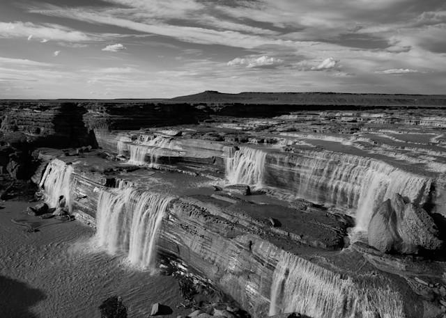 Grand Falls Portrait
