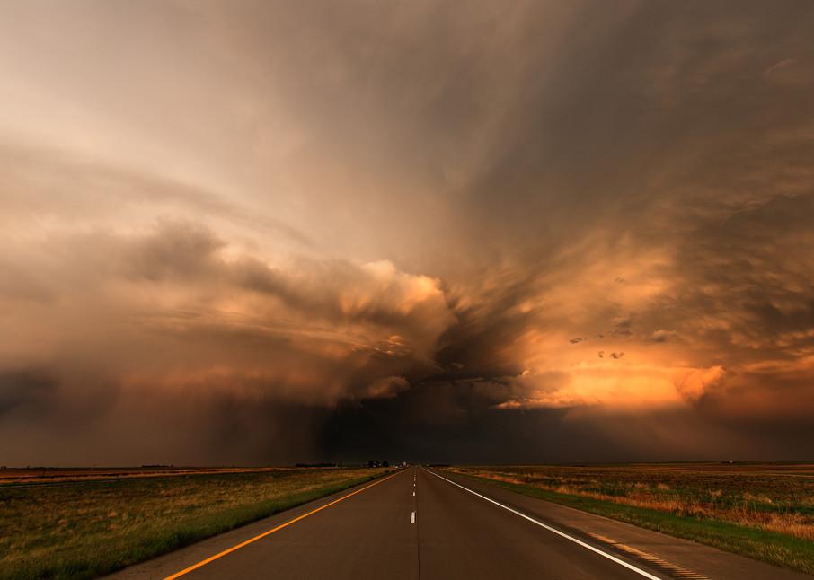 A Colorado Sunset