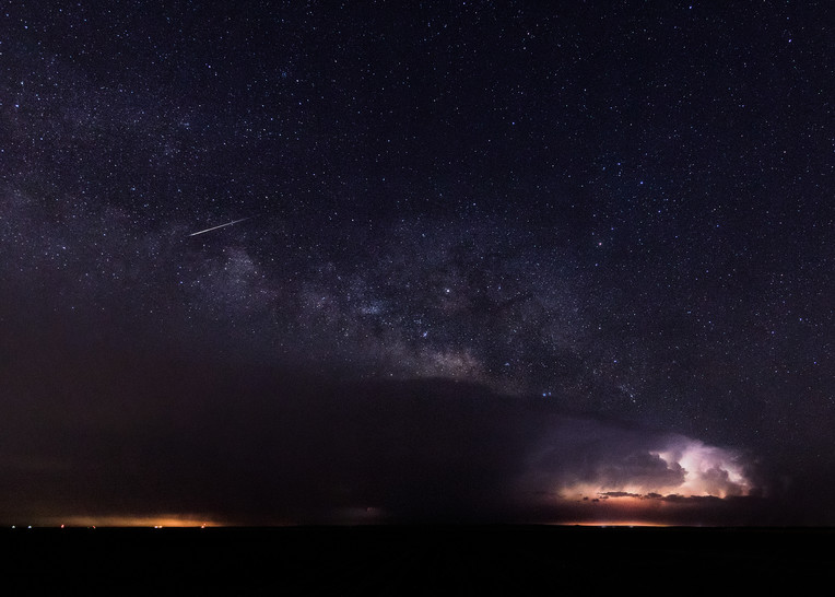 Galaxy of Storms