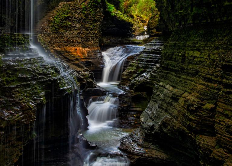 Watkins Glen Gorge photography prints - New York fine-art photography prints