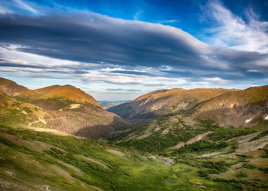 Alpine View Art | Artist David Wilson