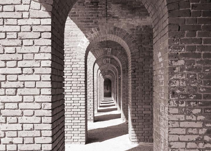 Arches Trompe L'œil Photography Art | Kristofer Reynolds Photography