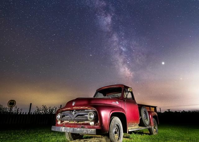 Ford F350 Milky Way