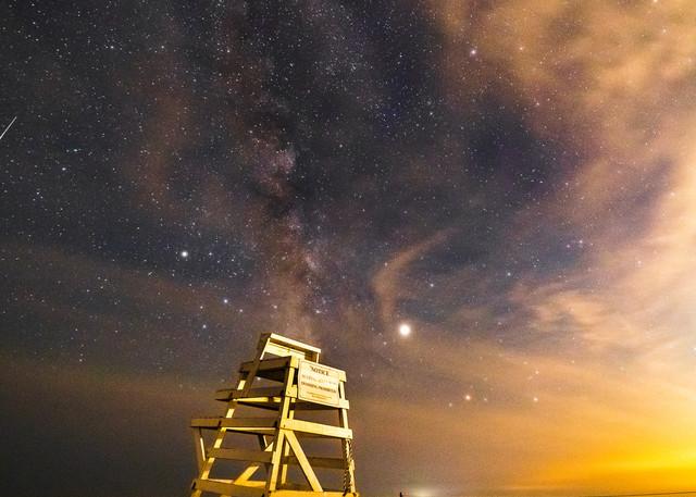 Pikes Milky Way