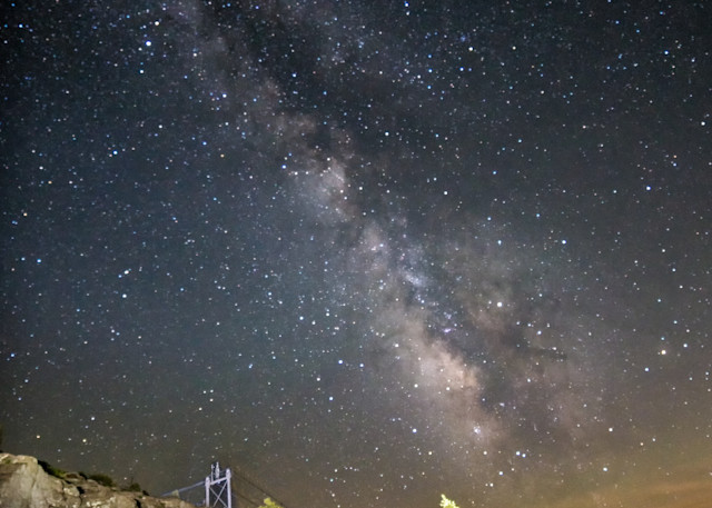 Midnight At Grandfather Mountain Art | Drew Campbell Photography