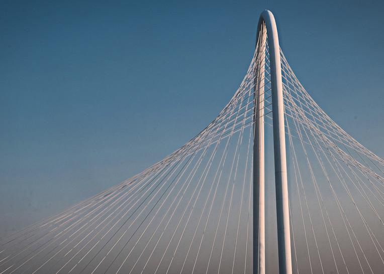 Bridge Span 3 Photography Art | Drone Video TX