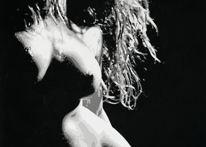 Shadow Dance Print Art | Todd Monk Art