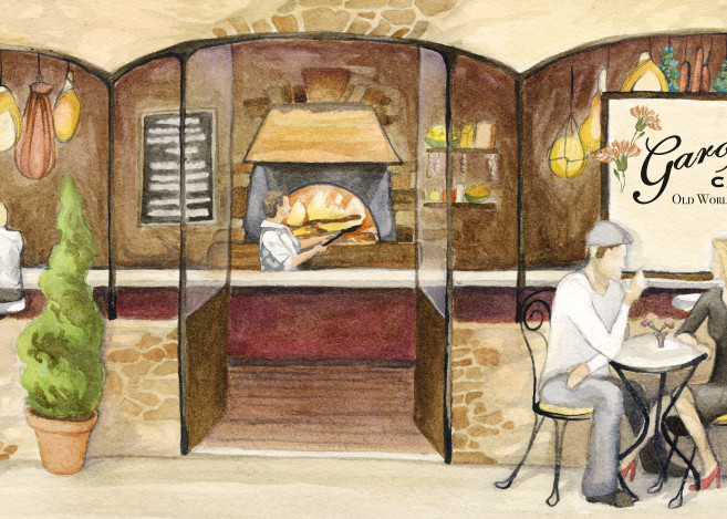 Garofalo's Art | Kelsey Showalter Studios