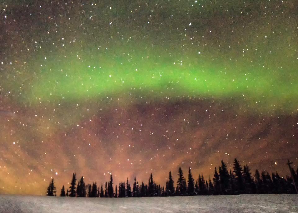 Aurora Borealis Art | Drew Campbell Photography