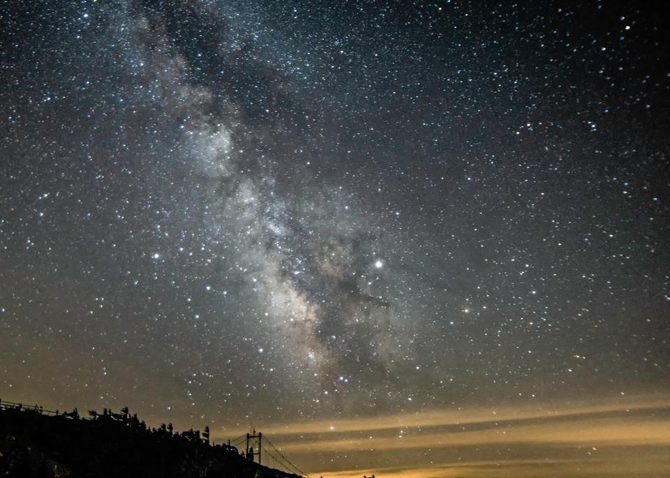 Milky Way Art   Drew Campbell Photography