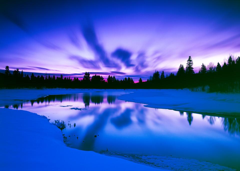 Duck Creek Pond Dawn Photography Art | Craig Primas Photography