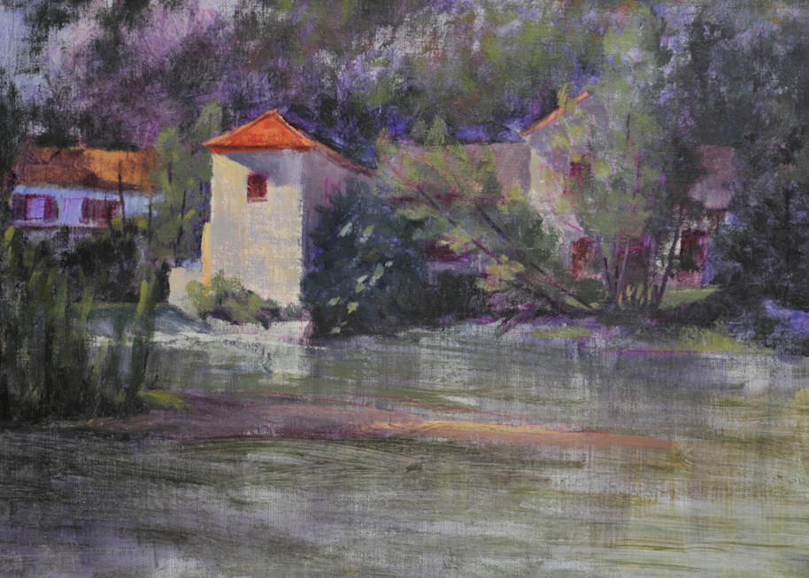 Mill on the Averyon, France