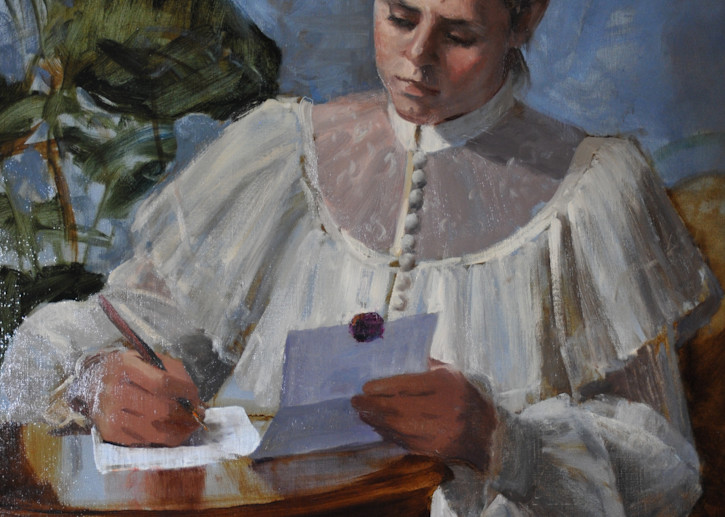 The Letter (study)