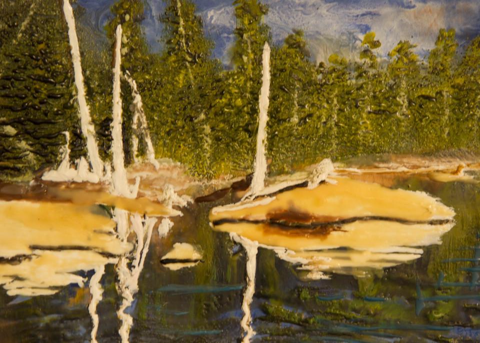 Sunny Bay Art   Bruce Tyner