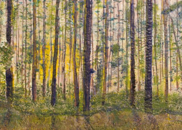 Welcome Art | Bruce Tyner