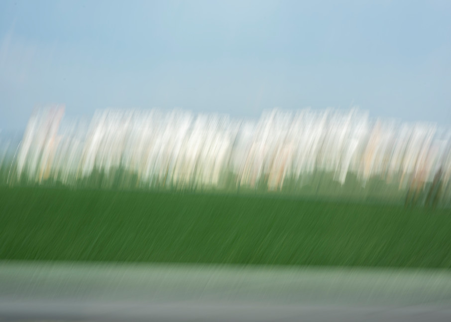 Moments On the Road #8 - Abstract Street Photography - Fine Art Print by Silvia Nikolov