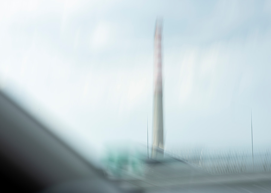Moments On the Road #7 - Abstract Street Photography - Fine Art Print by Silvia Nikolov
