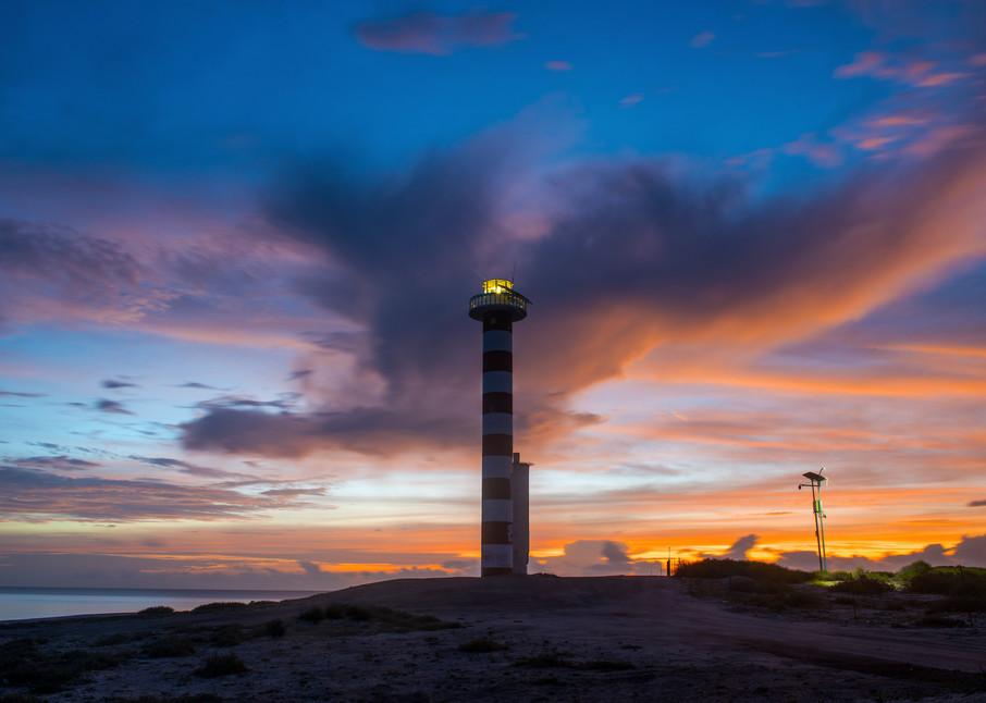 Punta Arena Light Photography Art | Craig Primas Photography