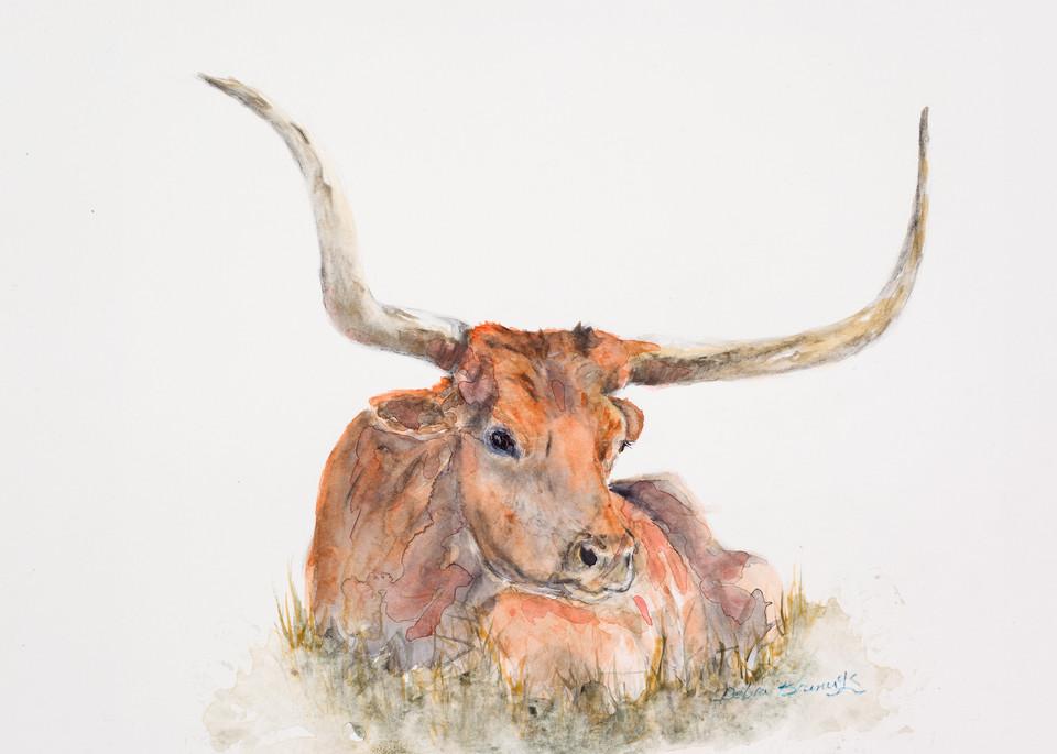 Resting In The Tall Grass Art | Debra Bruner Studio