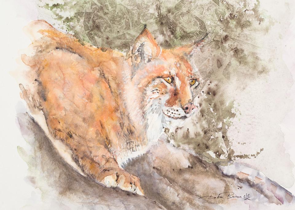 Stealth Stalking  Art | Debra Bruner Studio