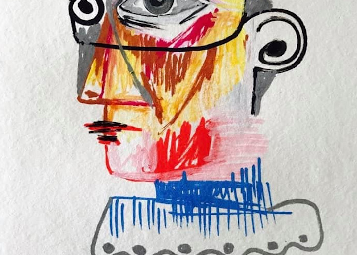 Picasso Art   Wet Paint NYC