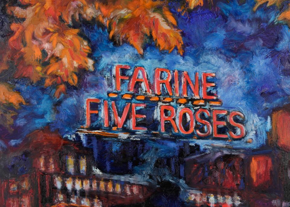 September Roses - Prints