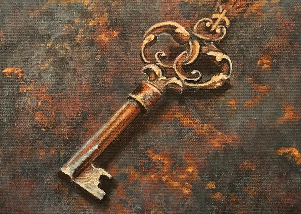 Key To My Heart Art   alanajudahart
