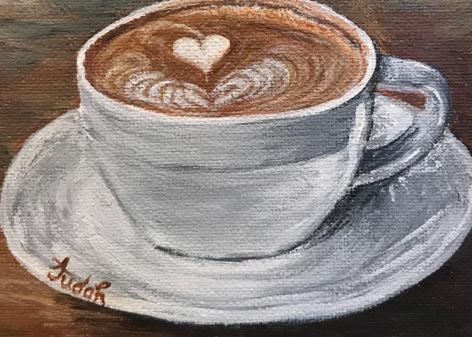 Coffee 2/3 Art | alanajudahart