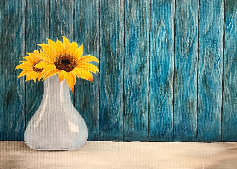 Head Full Of Seeds Art | alanajudahart