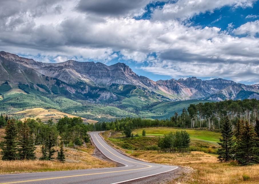 Mountain Village, Colorado Photography Art | Peter Batty Photography