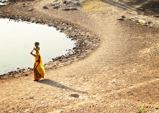 Water Bearers Vertical Photography Art | templeimagery