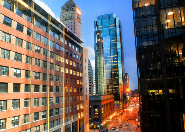 Foshay View Photography Art   templeimagery