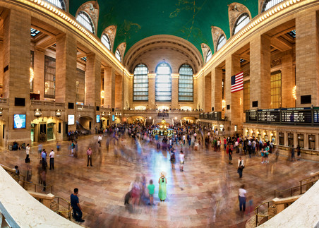 Grand Central Afternoon Photography Art | templeimagery