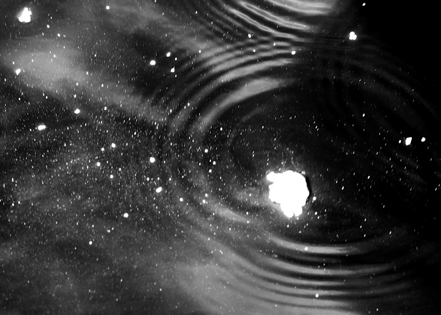 Milky Way Jane Runyeon Peter Freeman