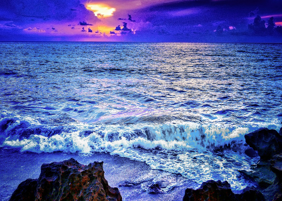 Purple Sunrise Photography Art   Mark Stall IMAGES