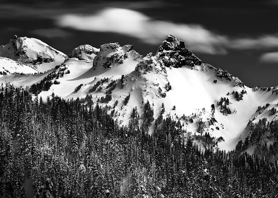 Tatoosh from Mildred Point