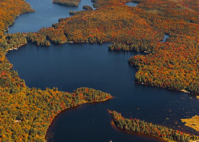 2nd 3rd 4th Lake Fall Photography Art | Kurt Gardner Photogarphy Gallery