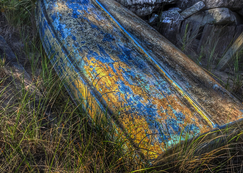 Rough Rowboat Photography Art | Mark Stall IMAGES