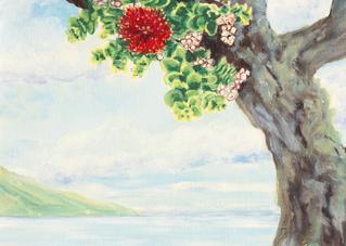 Mountain Ohia Lehua Tree Art for Sale