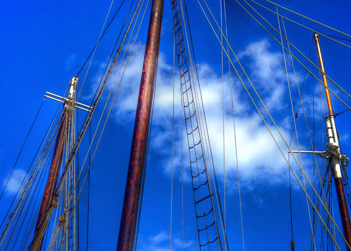 Key West Flying Masts Photography Art   Mark Stall IMAGES