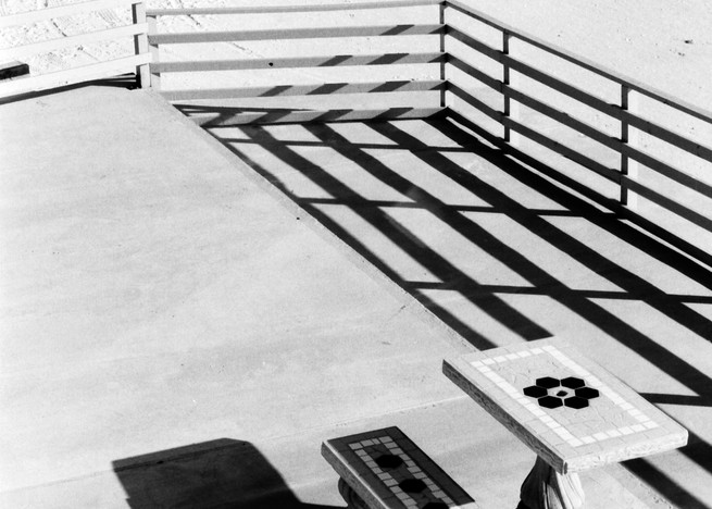 Terrace, Panama City Beach Photography Art   Peter Welch